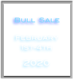 Annual Production Sale